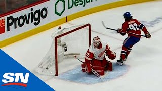 Jonathan Drouin Scores Most Relaxed Penalty Shot On Jimmy Howard