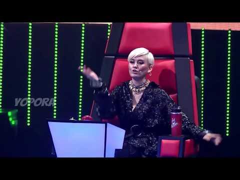 'Di Tinggal Rabi'Sharla Indonesia Idol
