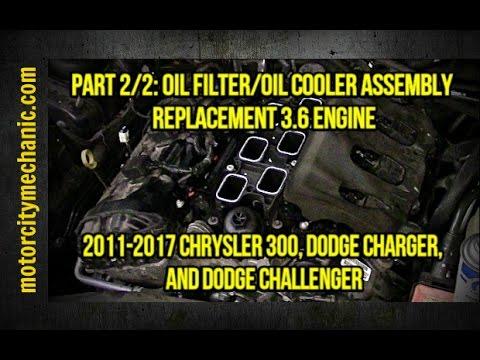 Part 2/2: 2011-2017 Dodge Charger/Challenger/Chrysler 300 ...