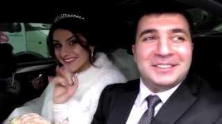 Армянская свадьба в Сургуте Арман и Нора 16.10.2015г.