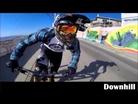 Crazy Downhill Race Extreme 2016