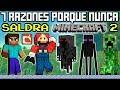 Top 7 Razones Porque NUNCA Saldrá MINECRAFT 2