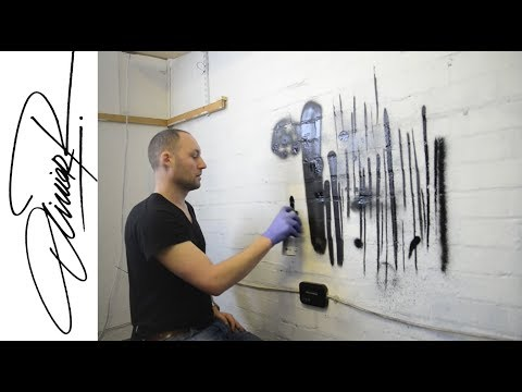 Basic Graffiti And Street Art Techniques