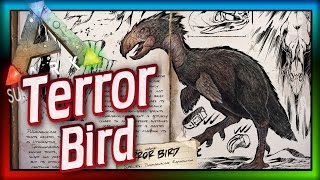 Terror Bird! (ARK: Survival Evolved Dossier) #30: ARK Terror Bird Update & Spotlight