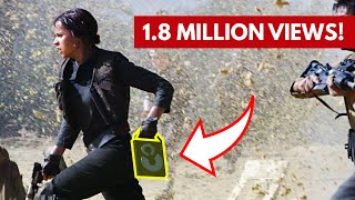 Rogue One: ORIGINAL ENDING UNCOVERED