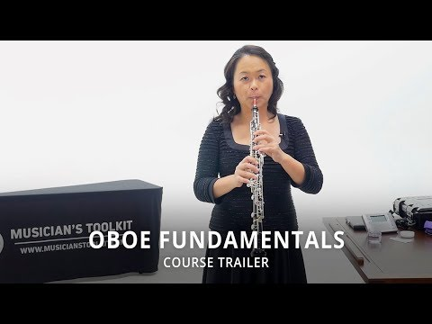 Oboe Fundamentals With Dr. Rong-Huey Liu | Course Trailer