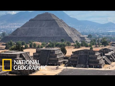 Тайны Пирамид Смерти Майя Документальный Фильм National Geographic HD