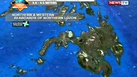 BT: Weather update as of 11:50 a.m. (November 17, 2014)