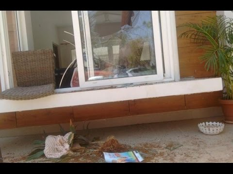 UoH Students Damage V-C's Office In Hyderabad | Rohith Vemula Suicide