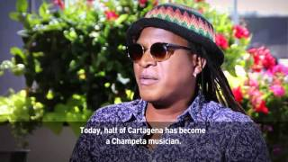 Urban Voices: Colombian Singer Charles King