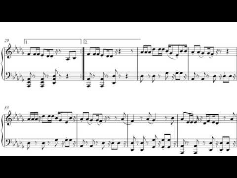 Mika - Lollipop for Piano [with sheet music] - YouTube