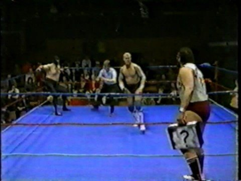 Sonny Myers vs The Bounty Hunter