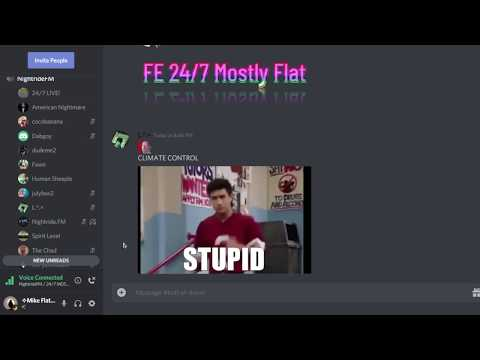 livestream (LIVE CHAT) 24/7 Discord (Mostly Level server) flat earth chat..... thumbnail