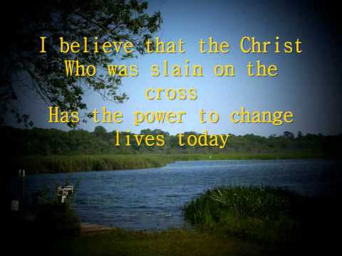I Believed In A Hill Called Mt  Calvary  By; Lyn  A  Hopkins