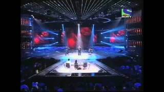 X Factor India - Sonu Nigam