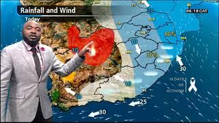 SA Weather | Monday, 10 December 2018 | #SABCWeather