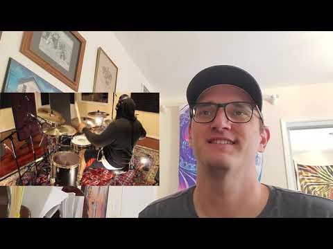 Jazz drummer reacts: Anup Sastry-Titan Playthrough