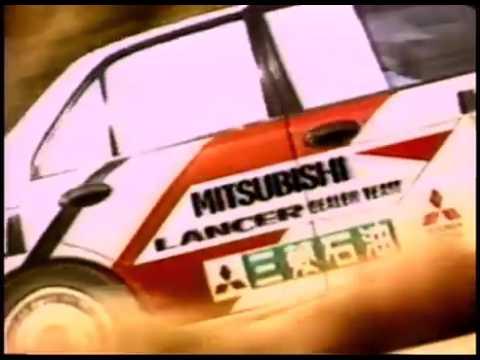 Iklan Jadul Indonesia   Mitsubishi