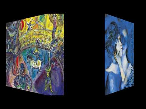 Marc Chagall Paintings at Print-Services.com
