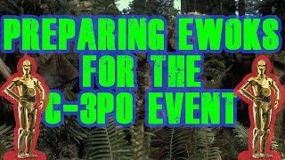 Preparing Ewoks for the C-3PO Event! Mods, Squads, and Gear Level! SWGOH
