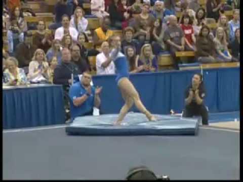 UCLA Gymnastics vs. Nebraska - Floor Exercise Highlights
