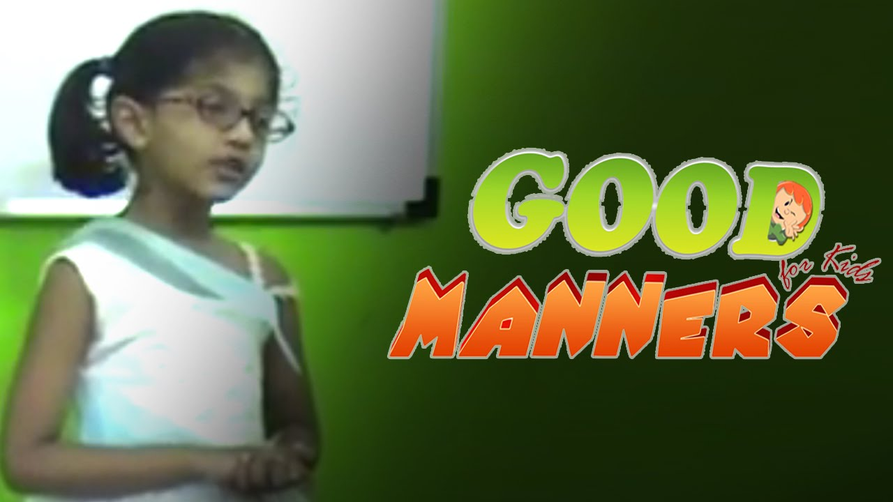 "Essay on ""Good Manners"" Complete Essay for Class 10, Class"