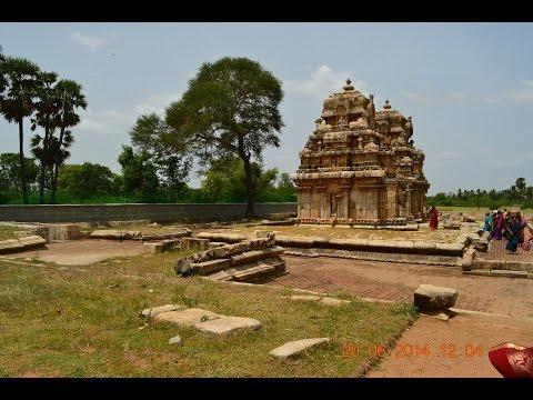 Moovar Koil ~ Kodumbalur / Near Pudukkottai