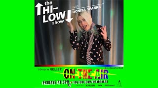 "THE HI-LOW SHOW WITH DONITA SPARKS EP. 3 FT. DAVID YOW - WE ARE HEAR ""ON THE AIR"""