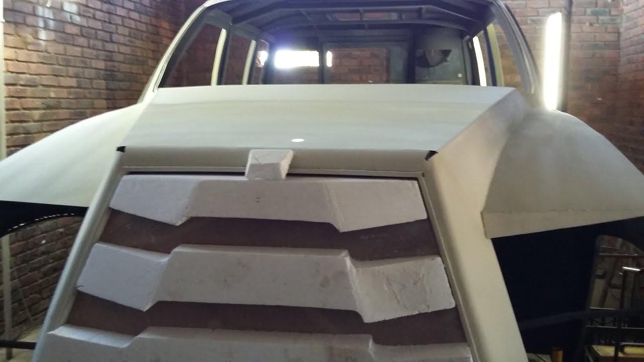 Ford gt90 replica diy ford gt90 replica - Self Build Truck From Scratch