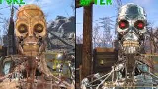 Fallout 4 Rap Battle #4 - Assultron vs. Synth