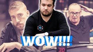 888poker Ambassador Chris Mooman Explains Manig Loesers Unbelievable Fold