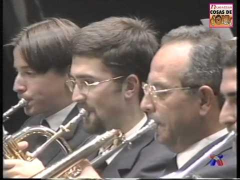 BANDA MUNICIPAL DE MÚSICA DE SORIA (1999) - HISTORIA DE LA BANDA Y CONCIERTO