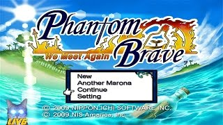 Phantom Brave: We Meet Again (Gameplay) [60fps]