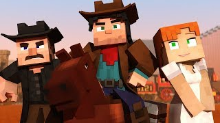 Lil Nas X - Old Town Road (Minecraft Version)
