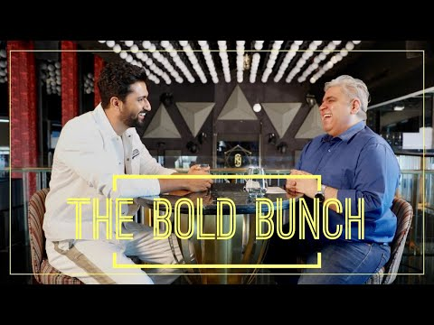 The Bold Bunch: Vicky Kaushal with Rajeev Masand