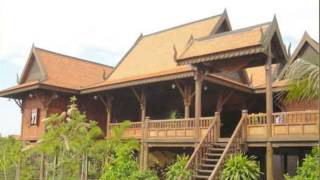 Gambar cover Traditional khmer house