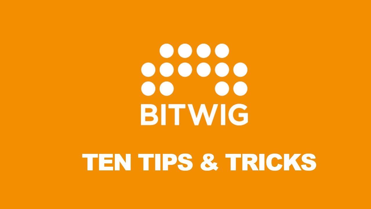 10 Bitwig Tips & Tricks