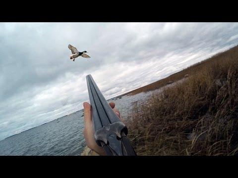 Охота #53 охота на утку, морская