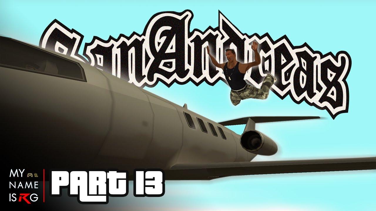 GTA : San Andreas [Las Venturas] | ซีเจจะไปมาร์เวล #13