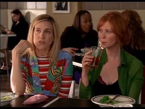 Download SATC   Season 6   Episode 3   Carrie's Phone Sex with Big