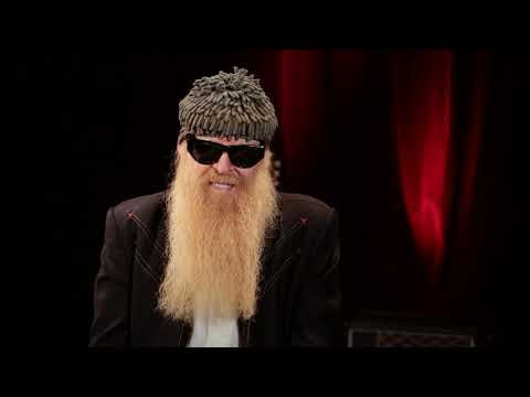 Billy Gibbons - Interview - 9/21/2018 - Paste Studios - New York, NY