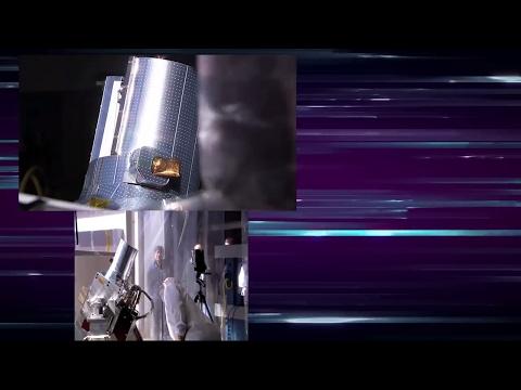 SAGE III Ready for Ozone Checkup | NASA Johnson