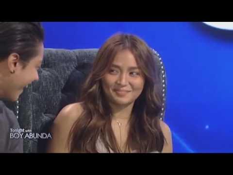 Q&A Daniel Padilla & Kathryn Bernardo Subtitel INDONESIA (CHFIL 2)