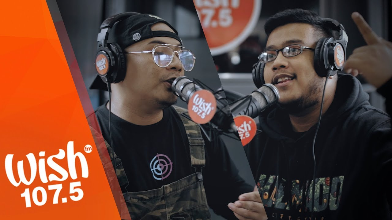 """Download Droppout and Rhyne perform """"Sabado It"""" LIVE on Wish 107.5 Bus"""