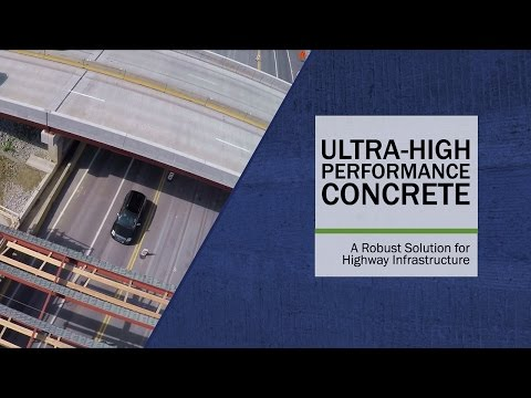 Ultra-High Performance Concrete: A Robust Solution for Highway Infrastructure