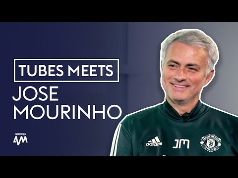 Does Mourinho want to manage England?! | Tubes Meets Jose Mourinho