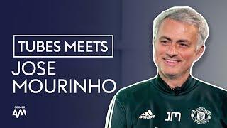Does Mourinho want to manage England?! | Tubes Meets Jose Mourinho