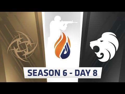 ECS Season 6 Day 8 NIP vs North - Mirage