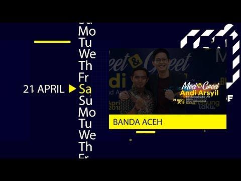 LP3I BANDA ACEH - MEET & GREET BERSAMA ANDI ARSYIL  (OFFICIAL VIDEO)