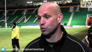 SAINTS 23 TIGERS 19 Mallinder reaction